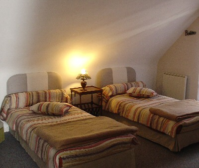 Holiday apartment Brittany France-french vacation rental overlooking the river